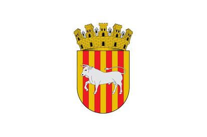 Bandera Borges Blanques, Les