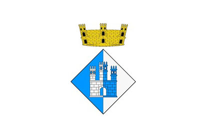 Bandera Castellar de la Ribera