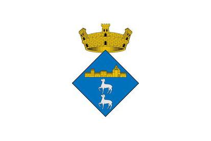 Bandera Pobla de Cérvoles, La