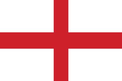 Bandera Inghilterra