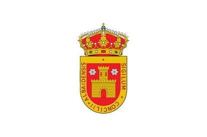 Bandera Albelda de Iregua