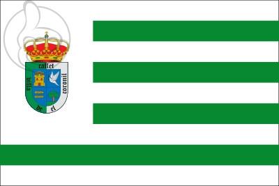 Bandera El Coronil (Sevilla)
