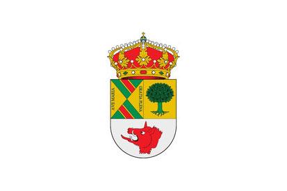 Bandera Montejo de la Sierra
