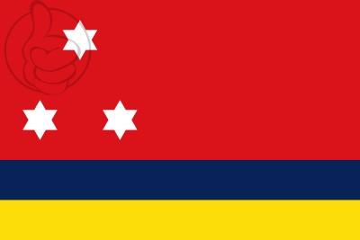 Bandera Monistrol de Montserrat