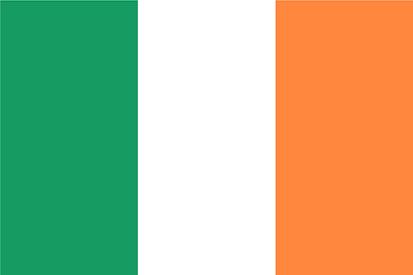 Bandera Ireland
