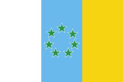 Bandera Nacionalismo canario