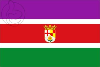 Bandera Regionalismo de Andalucía Oriental
