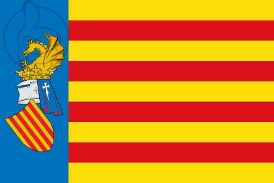 Bandera País Valenciano