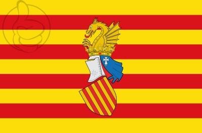 Bandera Preautonomía Valenciana