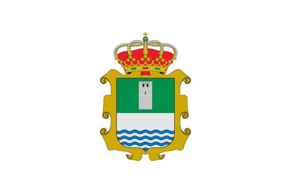 Bandera Santibáñez de la Peña