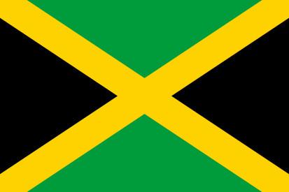 Bandera Giamaica