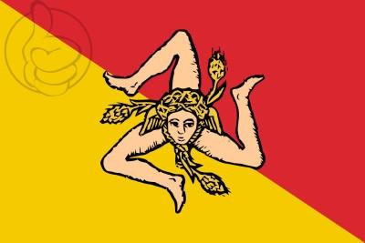 Bandera Sicilia