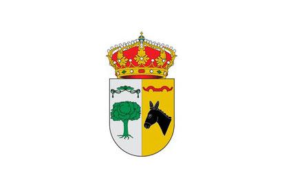 Bandera Negrilla de Palencia