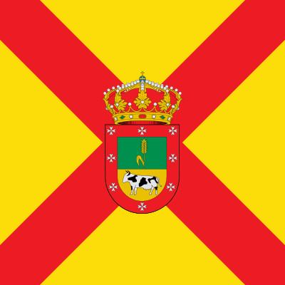Bandera Paradinas de San Juan
