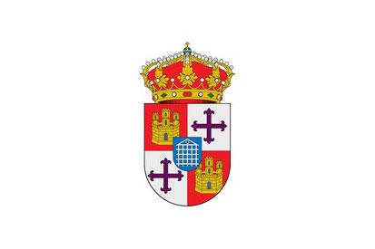 Bandera Villalba de los Llanos
