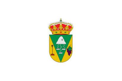 Bandera Fuencaliente de la Palma