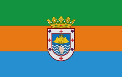Bandera Llanos de Aridane, Los