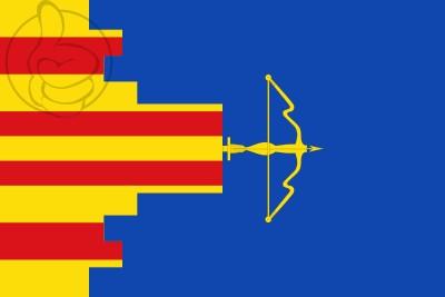 Bandera Castejón de las Armas