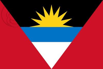Bandera Antigua y Barbuda