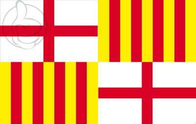 Bandera Barcelona