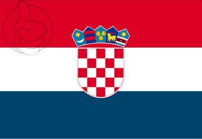 Bandera Croatia