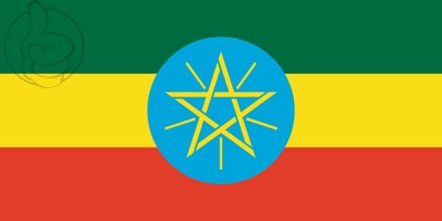 Bandera Ethiopia