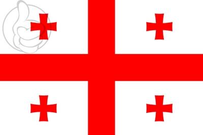 Bandera Georgie
