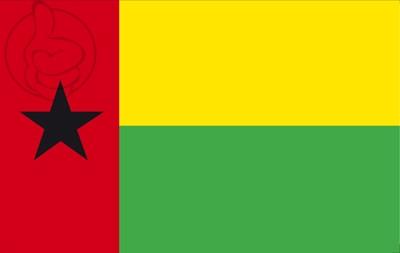 Bandera Guinea-Bissau