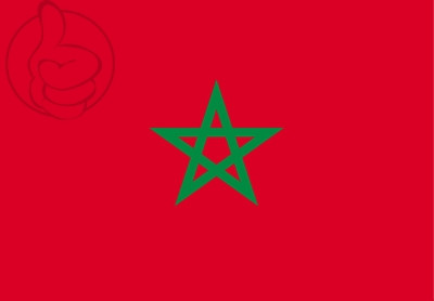 Bandera Morocco