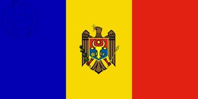 Bandera Moldavie