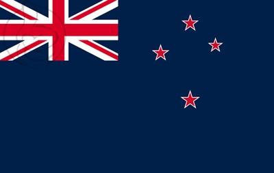 Bandera Nouvelle-Zélande