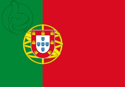 Bandeira do Portugal