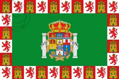 Bandera Province de Cádiz