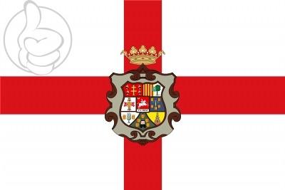 Bandera Provincia de Huesca