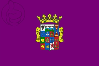 Bandera Provincia de Palencia