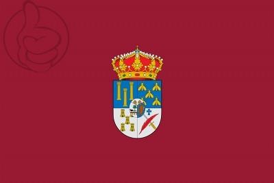 Bandera Province de Salamanca