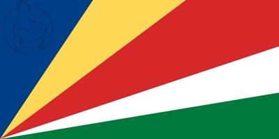 Bandera Seychelles