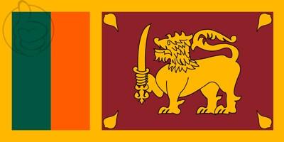 Bandera Sri Lanka