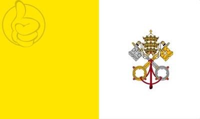 Bandera Vaticano