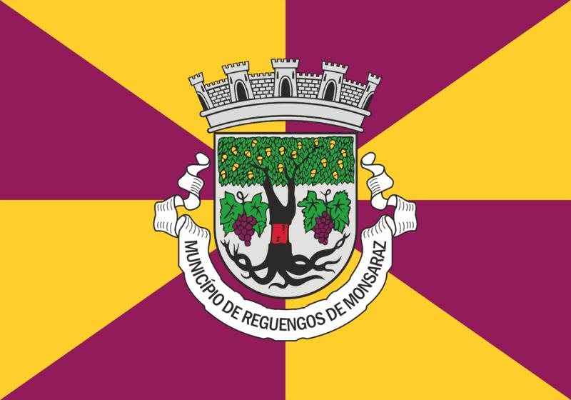Bandera de Reguengos de Monsaraz