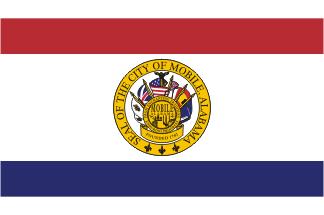 Bandiera di Mobile, Alabama