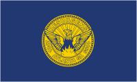 Bandera de Atlanta, Georgia