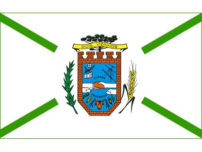 Bandera de Dois Vizinhos