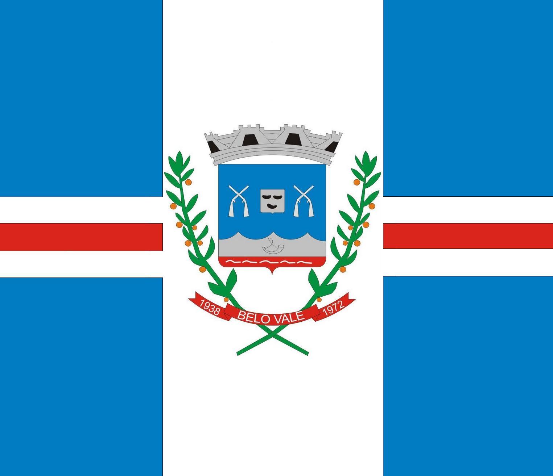 Bandera de Belo Vale