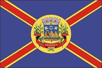 Bandera de Aiuruoca