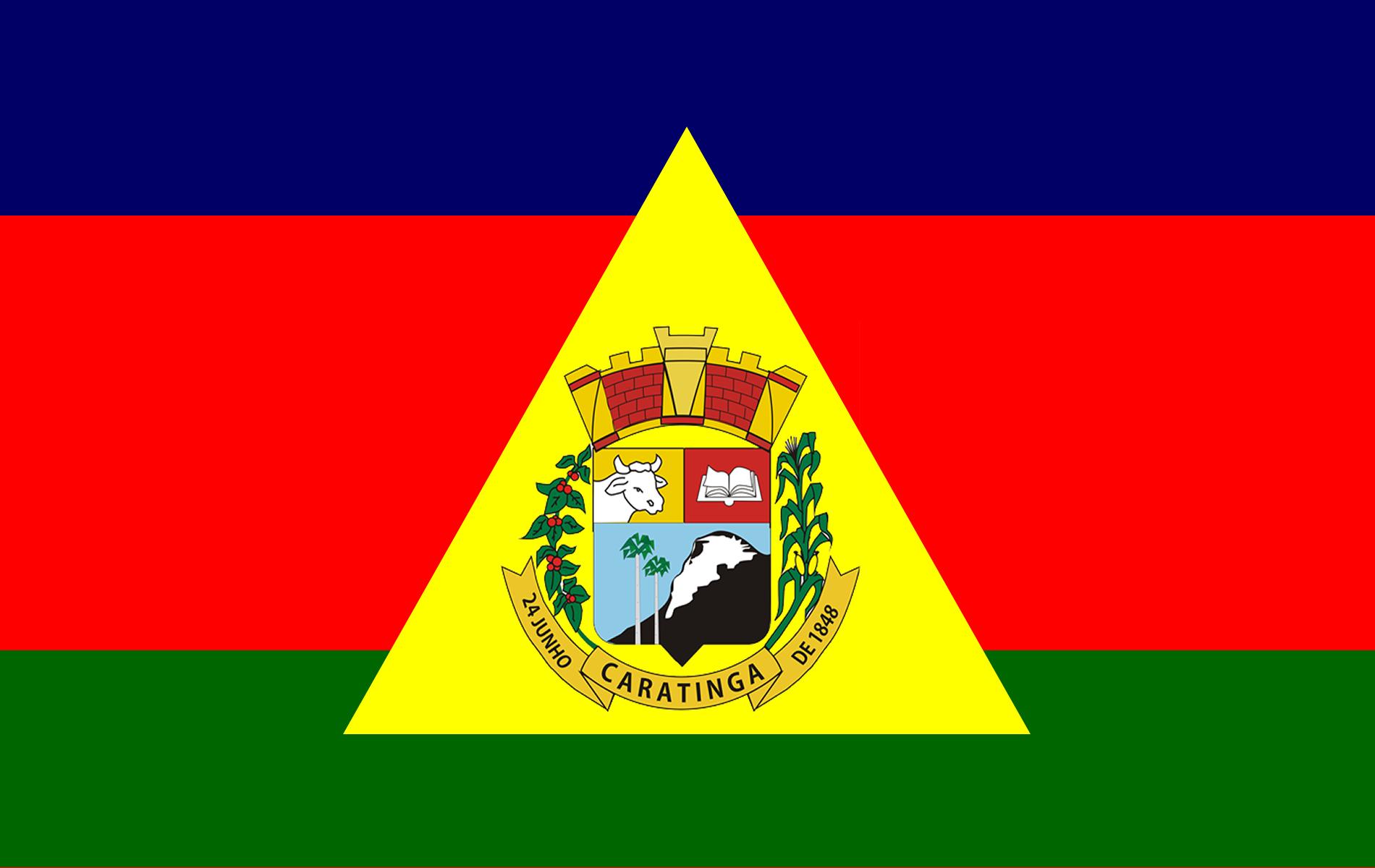 Bandera de Caratinga