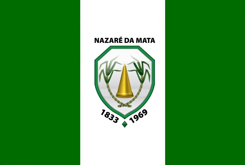 Bandera de Nazaré da Mata