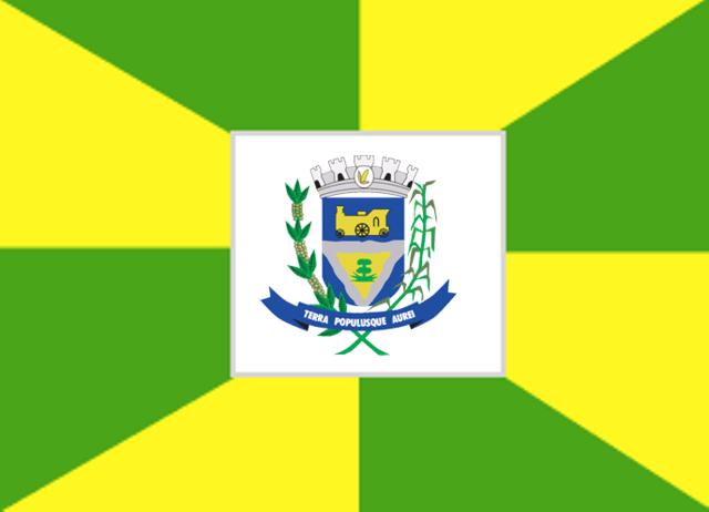 Bandera de Ourinhos