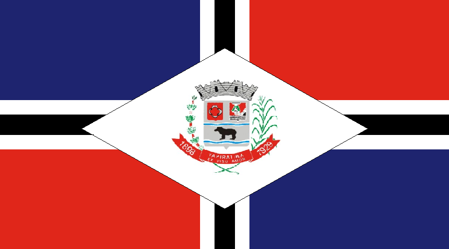 Bandera de Tapiratiba