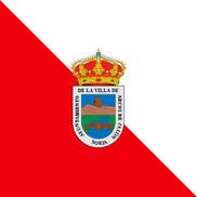 Bandera de Arcos de Jalón